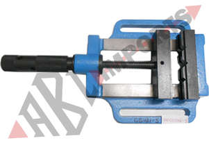 DRILL VICE 125MM OPEN  UNIGRIP SCREW