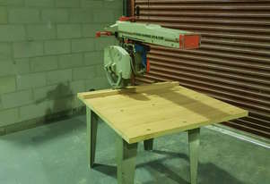 Omga Radial 600 P3S  Radial Arm Saw Docking Saw Cross Cut Saw