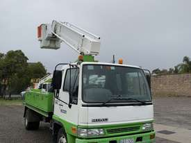 2000 HINO FD Travel Tower Truck - picture0' - Click to enlarge