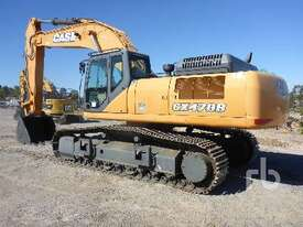 CASE CX470B Hydraulic Excavator - picture2' - Click to enlarge