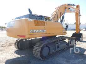 CASE CX470B Hydraulic Excavator - picture1' - Click to enlarge