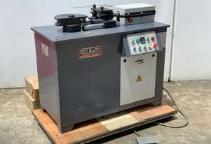 Save $1000 - Showroom Demo 50mm Tube & Pipe Bender - Digital Angle Setting & 4 Sets Tooling