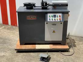 Save $1000 - Showroom Demo 50mm Tube & Pipe Bender - Digital Angle Setting & 4 Sets Tooling - picture2' - Click to enlarge