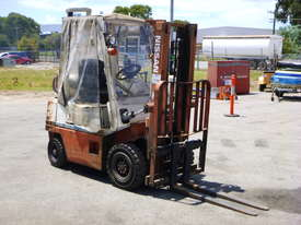 1992 Nissan H01A18U 1.5 Tonne Container Mast LPG Forklift - picture1' - Click to enlarge