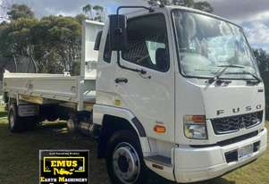 2018 Fuso Fighter, 12k km's, suits new buyer. E.M.U.S. TS536