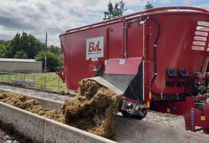 BvL V-Mix 17 - The Longer Lasting Feed Mixer Wagon