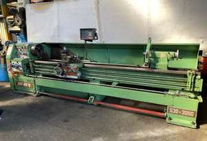JFMT Lathe 530 x 3000 with DRO