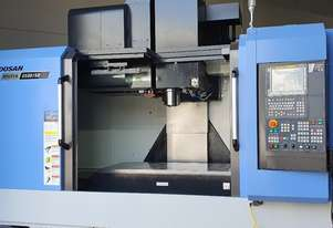 2018 Doosan Mynx 6500/50 Vertical Machining Centre