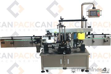 Full Wrap-Around, Front And Back Labeller