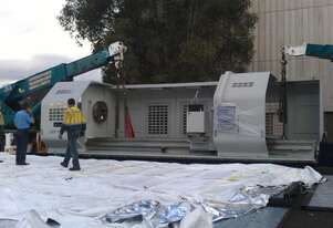 Sunfirm Flat Bed Heavy Duty CNC Lathes