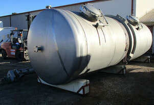 316 STAINLESS STEEL Esterification Reactor 1000kPa Pressure Vessel TANK 34000L