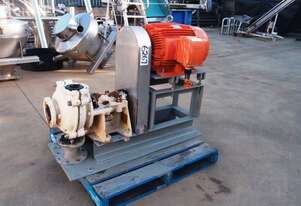Split Case Pump, IN: 75mm Dia, OUT: 50mm Dia