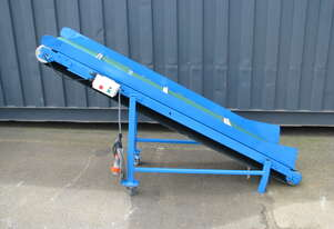 Incline Belt Conveyor - 1.8m long