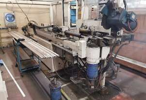 PINES TUBE BENDER with Oil Heater and ProBo Saw included