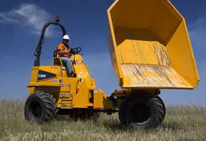 9 Tonne Site Dumpers and Front Tippers For Hire
