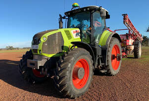 2018 Claas AXION 850 Row Crop Tractors