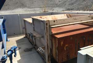 S1250 Stationary Packer Suitable for Hand or Bin Lifter