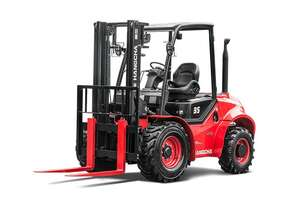 All Terrain 2.5T Forklift