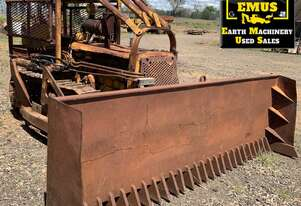 CAT D4 6U Dozer, E.M.U.S MS710
