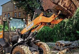 CASE COMPACT WHEEL LOADERS 321F