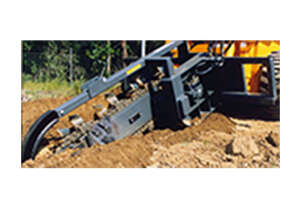 Hydrapower   HT4 Trenchers