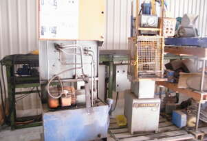 hydraulic press with  hydraulic power pack