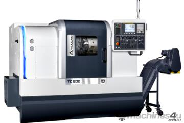 Vulcan T200 CNC Turning Centre (Fanuc and Siemens control systems available).