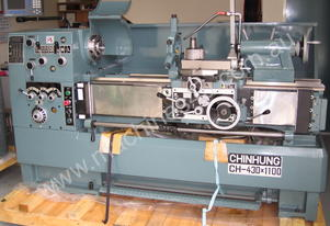 Ajax 430 & 530 lathes now available with 78mm Bore