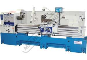TM-2680G Centre Lathe Ø660 x 2000mm Turning Capacity - Ø120mm Spindle Bore Includes Digital Readou