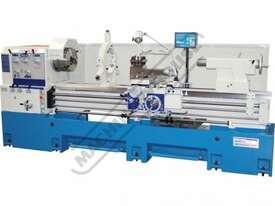 TM-2680G Centre Lathe 660 x 2000mm Turning Capacity - 120mm Spindle Bore Includes Digital Readout - picture0' - Click to enlarge