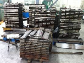 Press Brake Single Edge Top Knife Blade Tooling - picture4' - Click to enlarge