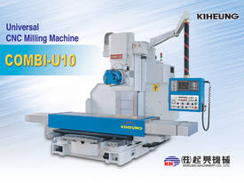 Combi-U10 Universal Milling Machine - picture0' - Click to enlarge