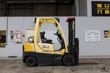 Counterbalance Forklift Hyster H2.5CT LPG