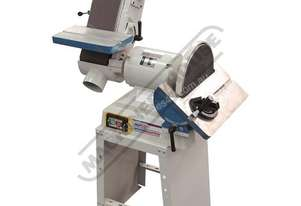 L-612 Belt & Disc Linisher Sander 150 x 1220mm (W x L) Belt Ø305mm Disc