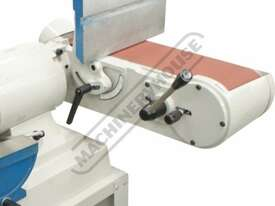 L-612 Belt & Disc Linisher Sander 150 x 1220mm (W x L) Belt Ø305mm Disc - picture3' - Click to enlarge