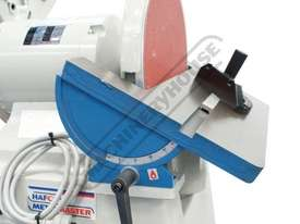 L-612 Belt & Disc Linisher Sander 150 x 1220mm (W x L) Belt Ø305mm Disc - picture5' - Click to enlarge