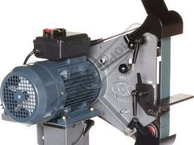 RM-48 Radius Master Pedestal Belt Grinder / Linisher - Series 2 50 x 1220mm Belt Size 7 Work Station - picture5' - Click to enlarge