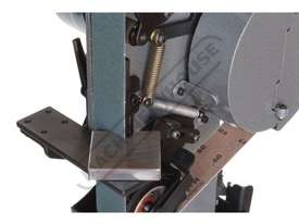 RM-48 Radius Master Pedestal Belt Grinder / Linisher - Series 2 50 x 1220mm Belt Size 7 Work Station - picture8' - Click to enlarge
