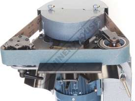 RM-48 Radius Master Pedestal Belt Grinder / Linisher - Series 2 50 x 1220mm Belt Size 7 Work Station - picture15' - Click to enlarge