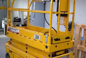 2010 19FT ELECTRIC SCISSOR LIFT FOR SALE