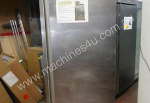 Stainless Steel Single Door Storage Fridge