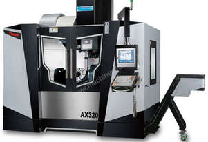 Pinnacle - 5 Axis Vertical Machining Center                                                    AX320