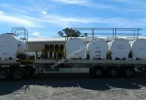 1981 FREIGHTER FUEL and OIL SERVICE TRAILER