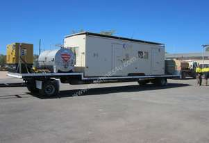 2014 NORTH STAR TRANSPORT EQUIPMENT 2 AXLE DOG TRA