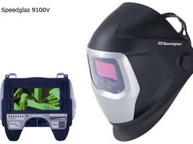 9100V Welding Helmet (45x93mm viewing area) - picture2' - Click to enlarge