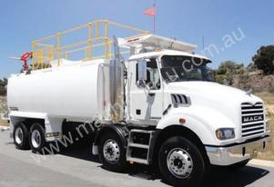 Mack New   Metroliner 8X4