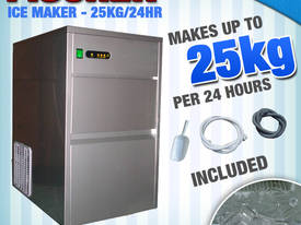 Ice Maker ZB-25