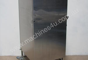 Commercial Mobile Catering Hot Food Cabinet