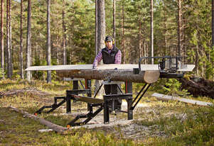 Logosol   M8 - Chainsaw Mill