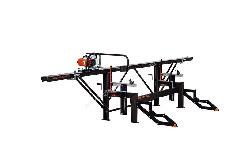 ON SALE... LOGOSOL M8 - Chainsaw Mill (Normally $4,395, currently $3,495)